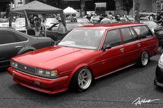 "radracerblog: ""Toyota Cressida Wagon """