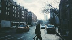 Foggy #nyc #vsco #winter
