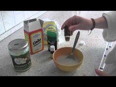 ✦ Как сделать натуральный дезодорант быстро и просто ✦ Делаем Сами ✦ - YouTube