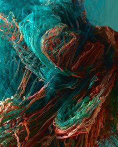 Knitted. on Behance