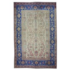Indian Cotton Agra | From a unique collection of antique and modern indian rugs at https://www.1stdibs.com/furniture/rugs-carpets/indian-rugs/