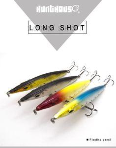 50PCs Professional 5 Size Fishing Jig Lure Bait Hooks With Hole Tackle Set