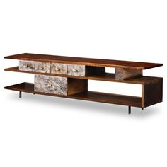Greta Low Plasma TV Console