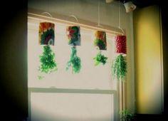 DIY: Hanging Herb Garden