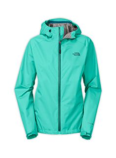 Venture Rain Jacket - Women's | North face outlet, Rain coats and ...