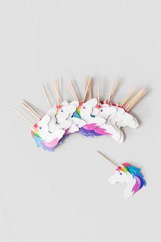 unicornio palillos