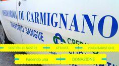 SOSTIENI le nostre attività Volontaristiche, facendo una DONAZIONE, di qualsiasi forma essa sia, anche piccola alla Misericordia di Carmignano,  BANCA: E' possibile effettuare donazioni con un bonifico bancario. I dati necessari sono i seguenti : Banca: CREDITO COOPERATIVO AREA PRATESE SEDE Intestato a: MISERICORDIA DI CARMIGNANO C/C: 3346 IBAN: IT64 I084 4637 7800 0000 000 3346 Banca: BANCA POPOLARE DI VICENZA AG CARMIGNANO Intestato a: MISERICORDIA DI CARMIGNANO C/C: 0000145 IBAN: IT51…
