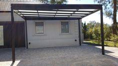 pergola camoia 2 Pergola, Garage Doors, Outdoor Decor, Home Decor, Houses, House Beautiful, Ceilings, Decks, Autos