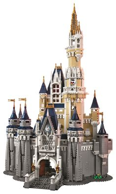 If you're a LEGO and a Disney fan, today's pretty much the day you've been…