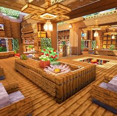 Cute Minecraft Houses, Minecraft House Tutorials, Minecraft Houses Survival, Minecraft Modern, Minecraft Plans, Minecraft Room, Amazing Minecraft, Minecraft House Designs, Minecraft Blueprints