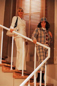 Ab Fab (Edina Monsoon & Patsy Stone)