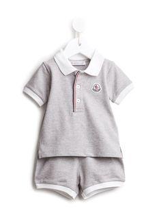 Moncler Polos Bebé