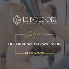 Our brand new website is coming soon! 💖