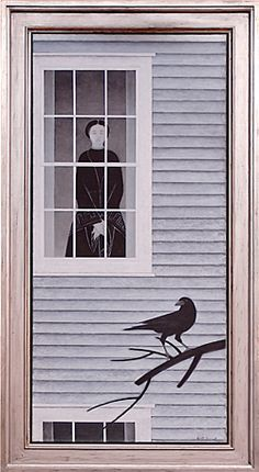 Will Barnet's Emily Dickinson @ The National Arts Club