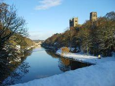 Winter in Durham City