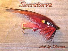 Image result for salmon fly sierrakorva