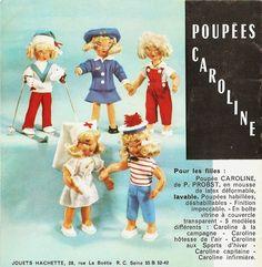 Catalogue Jouets HACHETTE 1959.1960.