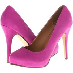 Michael Antonio Love Me - Suede 2 High Heels $22.