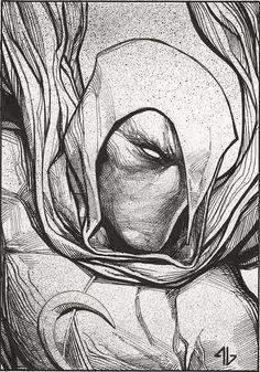 Moon Knight - Adi Granov
