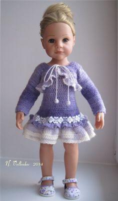Куклы Готс (GOTZ): шьем и вяжем