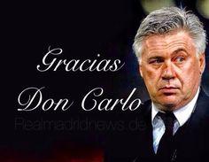 Carlo Ancelotti  La décima del Real Madrid