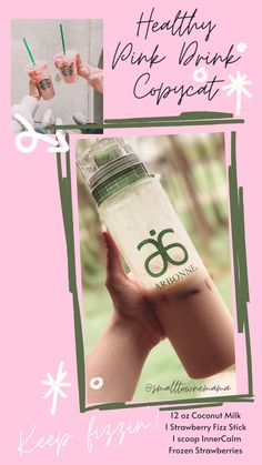 Healthy alternative to Arbonne 30 Day Cleanse, Arbonne 30 Day Challenge, Arbonne Detox, Arbonne Protein, Arbonne Nutrition, Arbonne Shake Recipes, Protein Shake Recipes, Fizz Drinks, Arbonne Party
