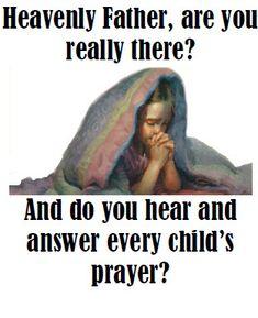 A Child's Prayer - Song Flipchart