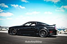 2005 Mustang GT Photos - Project Black Widow - AJ Spagnola @ AutoAnything