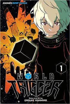 Amazon.com: World Trigger, Vol. 1 (9781421577647): Daisuke Ashihara: Books