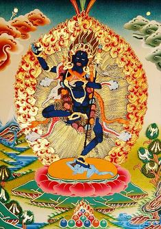 Blue tara tara pinterest buddhist art divine feminine and kelledia bhagavani krodha kali the fierce black one a wrathful form fandeluxe Images