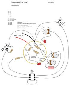 Fender Deluxe Stratocaster w/ S-1 Switch Wiring Diagram
