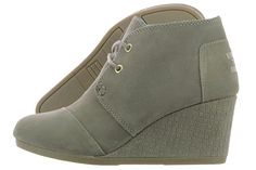 Toms Women's Desert Wedge High Boot *** Hurry! Check out this great product : Wedge sandals
