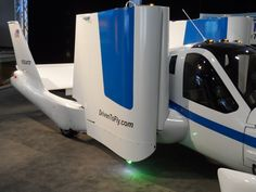 Watch the First Real Flying Car Unfold Its Wings [VIDEO]