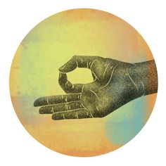 Gyan Mudra Definition - Gyan mudra, or chin mudra, often used while meditating, is one of the most important mudras that promote physical and mental. Meditation Practices, Yoga Meditation, Healing Meditation, Chakras, Mantra, Gyan Mudra, Hand Mudras, Prayer Position, Show Of Hands
