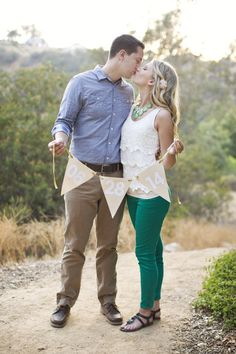 Pasadena City Hall Engagement Pictures | Alyssa Marie Photography