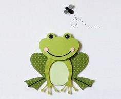 I LIKE FROGS!! They remind us to   Fully Rely On God  Frog Decor Kids Wall Art Childrens Decor Nursery Decor by WallDuds, $23.00