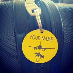 X4, personalised Luggage Tags  luggage tag   flight tags cabin crew name plate