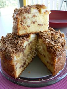 Apple Cake Recipes, Apple Desserts, Fruit Recipes, Sweet Recipes, Dessert Recipes, Cooking Recipes, Greek Sweets, Greek Desserts, Gourmet Desserts