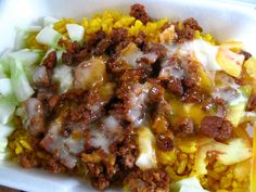 For the happy Asians Pinoy Food Filipino Dishes, Filipino Recipes, Shawarma Rice Recipe, Sisig Recipe, How To Make Shawarma, Rice Recipes, Cooking Recipes, Philippines Food, Recipe Collection