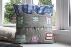 house cushion cover by thefloralsuitcase on Etsy, £28.00