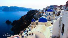 SANTORINI !    @Oia, Santorini, Greece