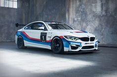 BMW M4 GT4 | Uncrate
