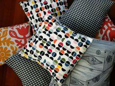 HilaTina: 15 minutes envelope pillow case DIY