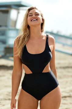 Aerie Super Scoop One Piece Swimsuit by: Aerie @American Eagle Outfitters (US)