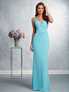 Bridesmaids styles your girls will love. The bridal party has hundreds of styles and colors for you to choose from.