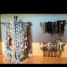 more jewelry organization