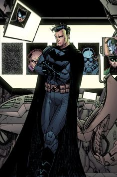 In The Batcave by J-Skipper on deviantART