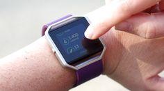 Fitbit Blaze is a whole workout in a wearable | TechCrunch