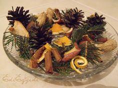 Karácsonyi potpourri készítése házilag