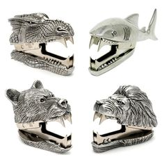 Fancy - Staple Removers by Jac Zagoory